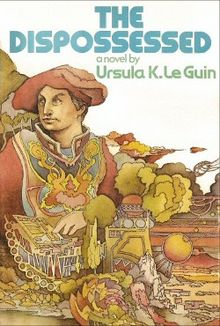 The Dispossessed eftir Ursulu K. Le Guin.